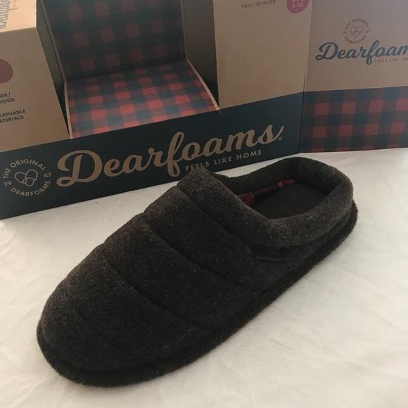 dearfoams Shoes | Mens Dearfoams